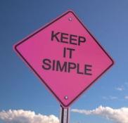 PURPLE KEEP IT SIMPLE